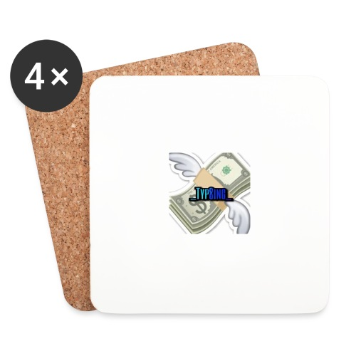 Money is strong - Coasters (set of 4)