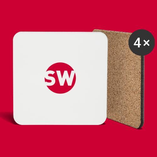 SchipholWatch - Onderzetters (4 stuks)