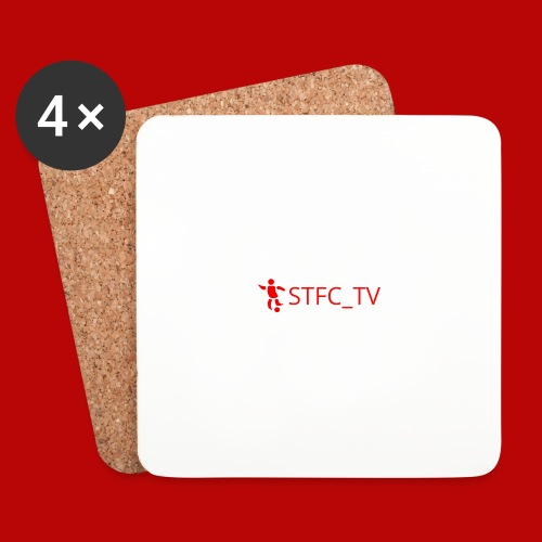 STFC_TV - Coasters (set of 4)