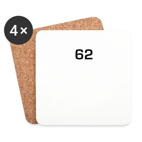 62 - Untersetzer (4er-Set)