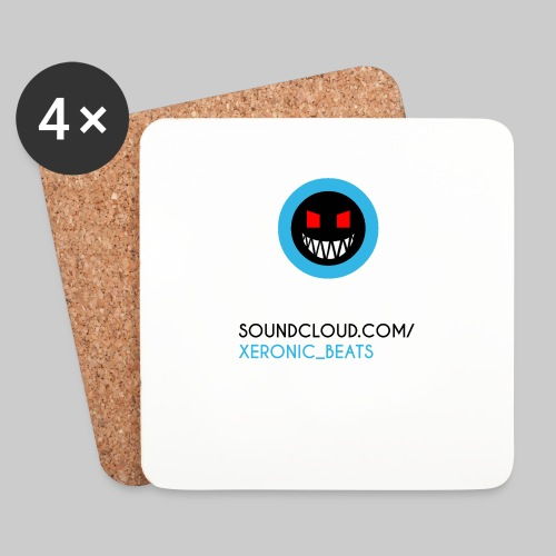 XERONIC LOGO - Coasters (set of 4)