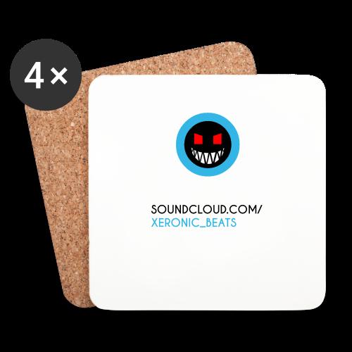 XERONIC LOGO - Coasters (set of 4)