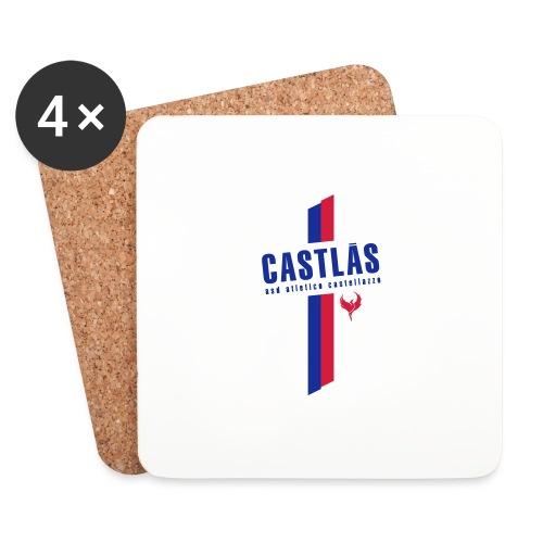 CASTLAS - Sottobicchieri (set da 4 pezzi)