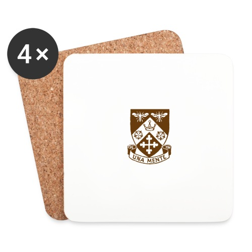 Borough Road College Tee - Coasters (set of 4)