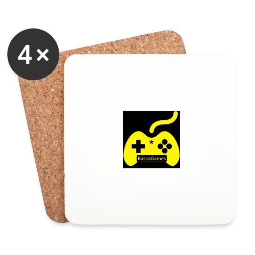 BassoGames Logi - Coasters (set of 4)