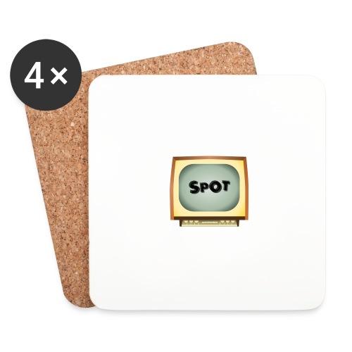 TV Spot - Sottobicchieri (set da 4 pezzi)