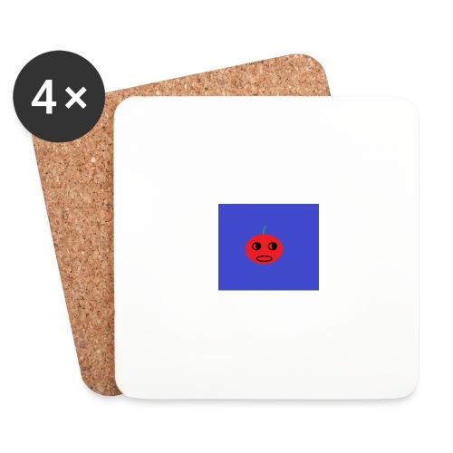 JuicyApple - Coasters (set of 4)