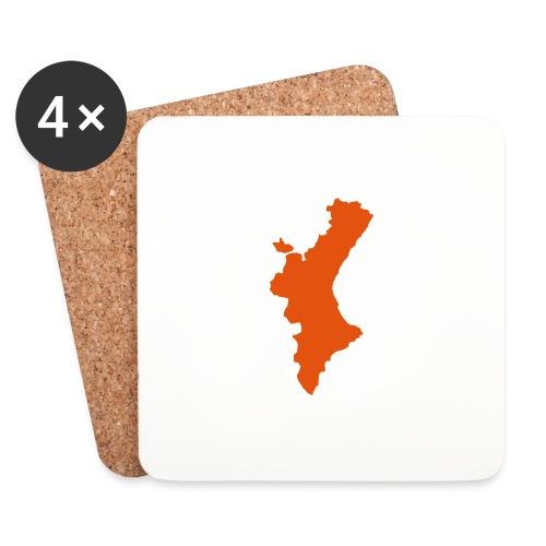 València - Posavasos (juego de 4)