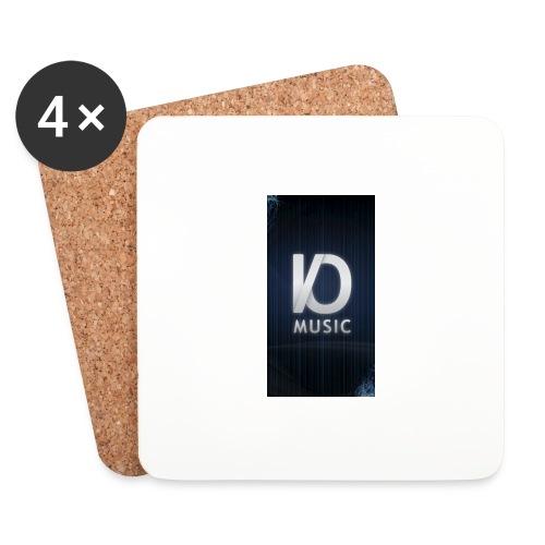 iphone6plus iomusic jpg - Coasters (set of 4)