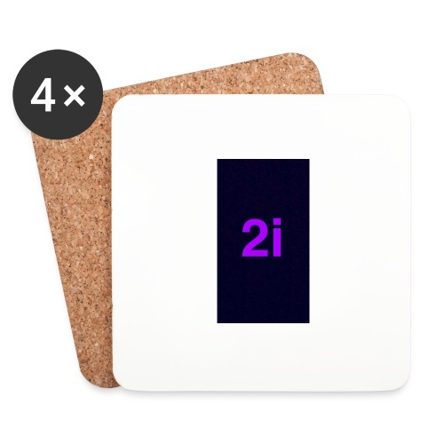2i - Dessous de verre (lot de 4)