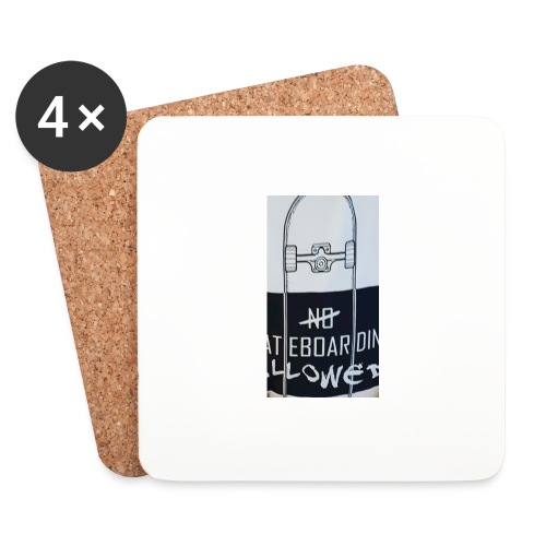 My new merchandise - Coasters (set of 4)