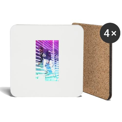 Neon HDR - Coasters (set of 4)