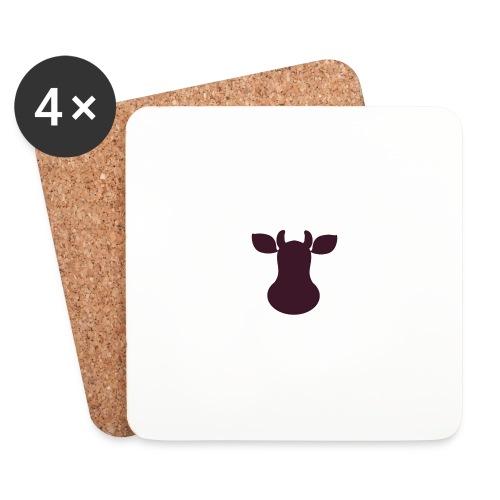 matrix2 gif - Sottobicchieri (set da 4 pezzi)