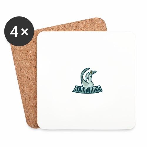 ag logo - Untersetzer (4er-Set)