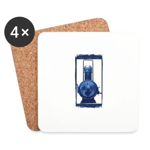 Lok Lantern - Lasinalustat (4 kpl:n setti)