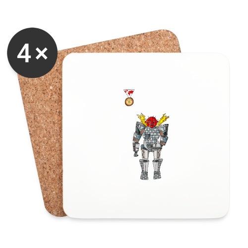 Trashcan - Untersetzer (4er-Set)
