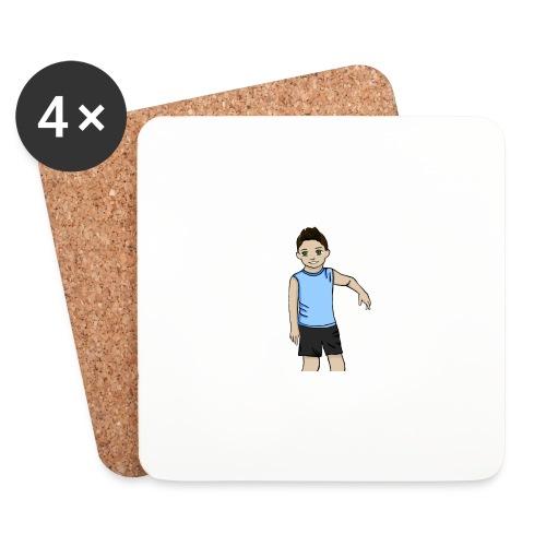 OfirGaming HD logo - Coasters (set of 4)