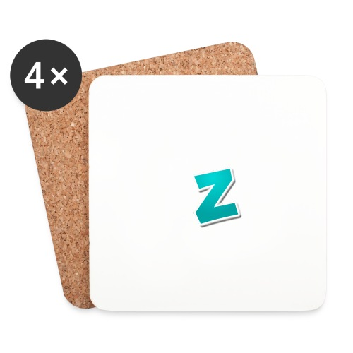 Z3RVO Logo! - Coasters (set of 4)