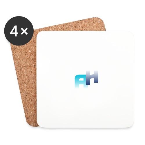 Logo-1 - Sottobicchieri (set da 4 pezzi)