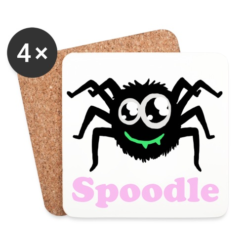 Spoodle - Coasters (set of 4)