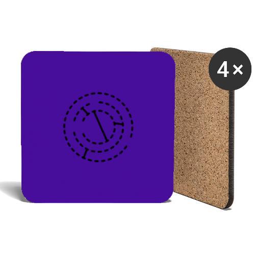Starmap - Underlägg (4-pack)