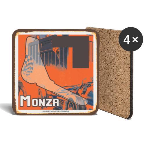 MONZA - Dessous de verre (lot de 4)