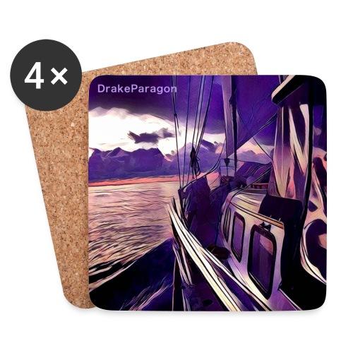 sailingToBermuda_Coaster - Coasters (set of 4)