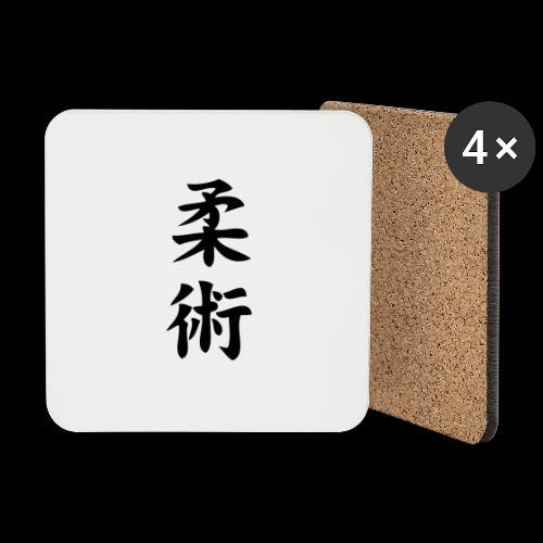 ju jitsu - Podstawki (4 sztuki w zestawie)