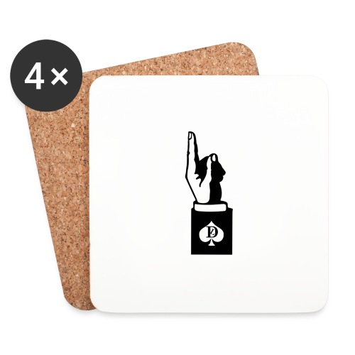 I phone 5 / 5s Cover DEL LUOGO - Coasters (set of 4)