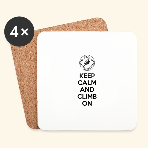 Keep Paita - Lasinalustat (4 kpl:n setti)