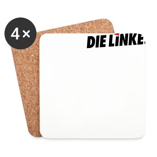 Schriftzug_original - Untersetzer (4er-Set)