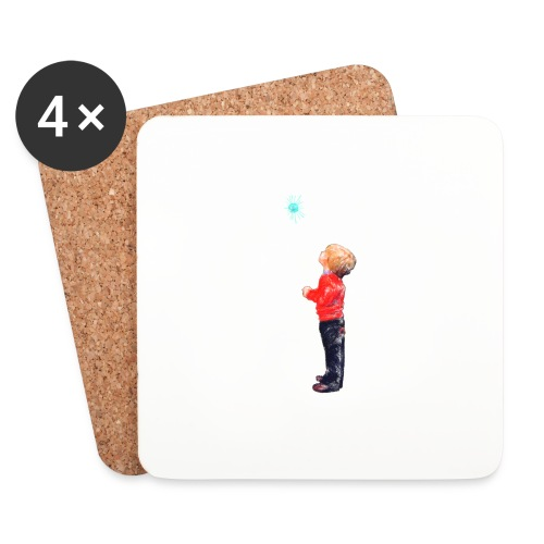 The Boy and the Blue - Coasters (set of 4)