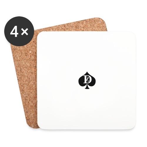 GRIGIO SWEAT DEL LUOGO - Coasters (set of 4)