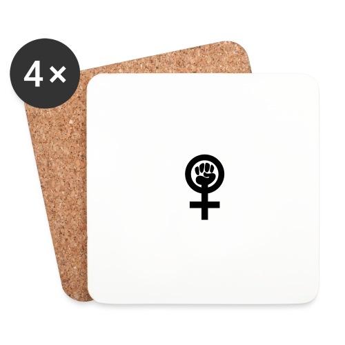 Feminism - Underlägg (4-pack)