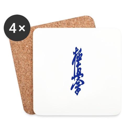 KyokuShin - Onderzetters (4 stuks)