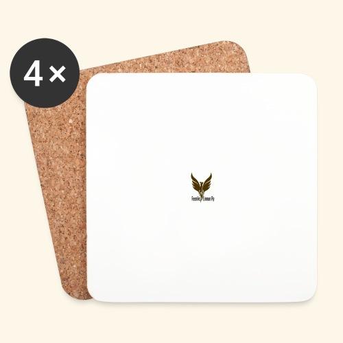 feeniks logo - Lasinalustat (4 kpl:n setti)