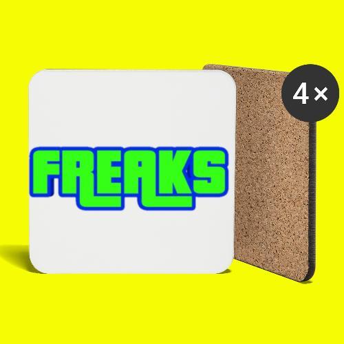 YOU FREAKS - Untersetzer (4er-Set)