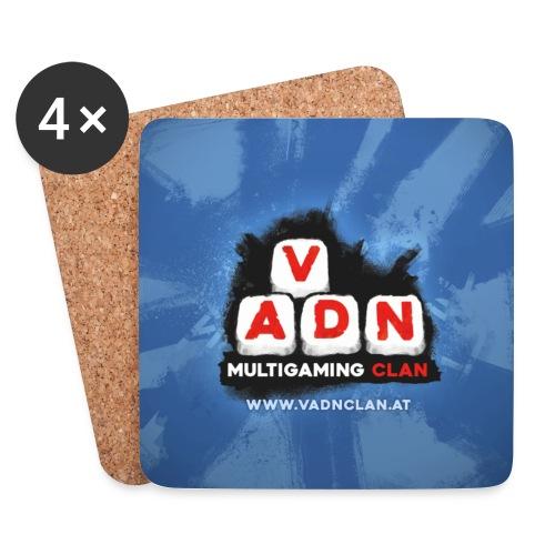 VAD1BIG png - Untersetzer (4er-Set)