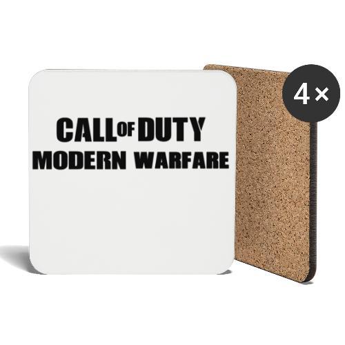 CoD Modern Warfare - Untersetzer (4er-Set)
