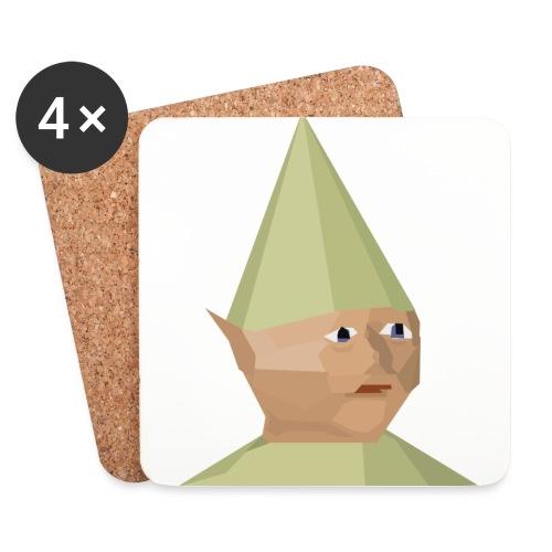 Gnome child - Brikker (sett med 4)