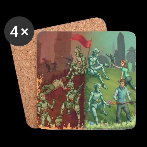 As an Empire Falls - Underlägg (4-pack)