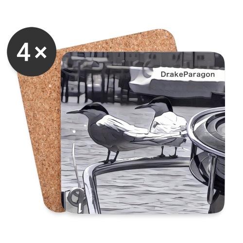 gloucesterBirds_Coaster - Coasters (set of 4)