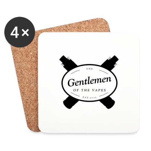 GOTV Logo png - Coasters (set of 4)