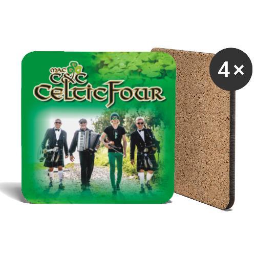 MacC&C Celtic Four '19 - Untersetzer (4er-Set)