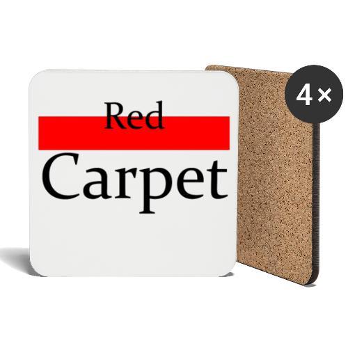 red carpet - Dessous de verre (lot de 4)