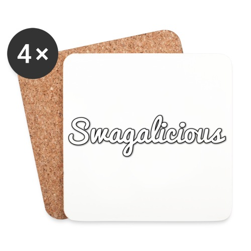 swagalicious png - Coasters (set of 4)
