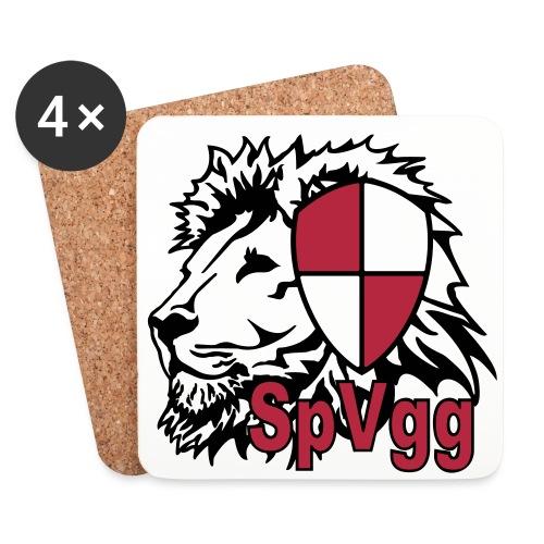 spvgg trier senfi ws - Untersetzer (4er-Set)