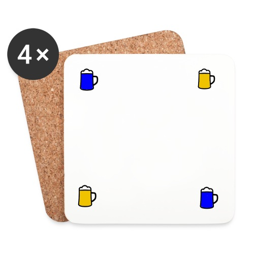 beer png - Dessous de verre (lot de 4)