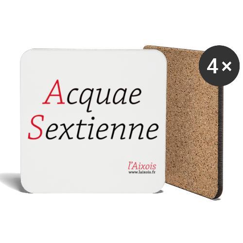 ACQUA SEXTIENNE - Dessous de verre (lot de 4)