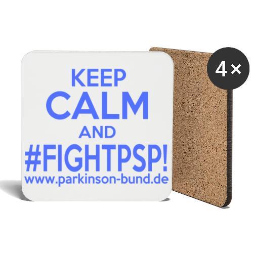 Fight P S P - Untersetzer (4er-Set)